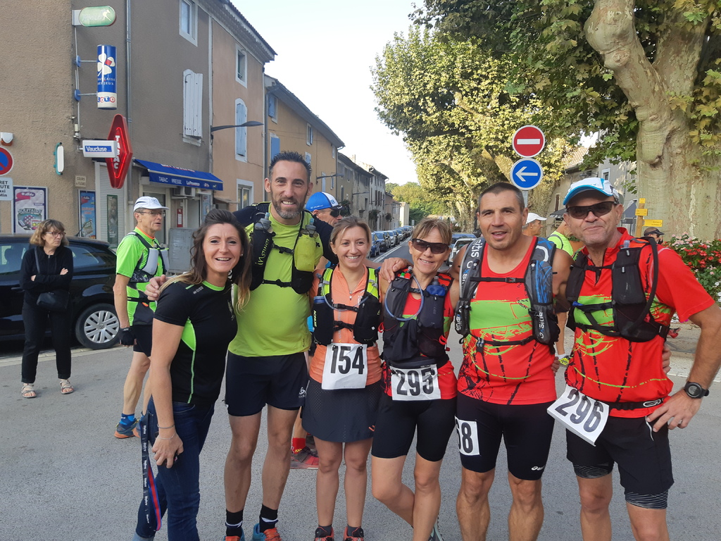 Trail de Mornas